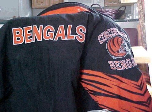 lovely bengals colors
