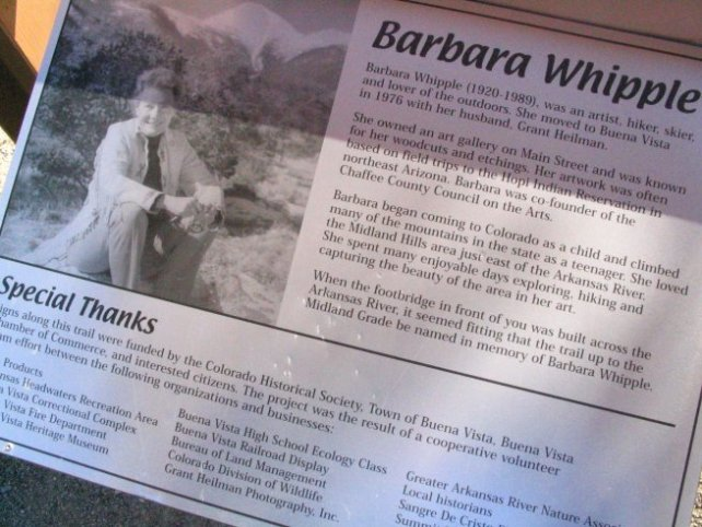 Barbara Whipple Trail