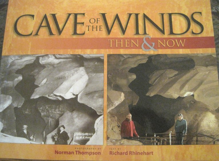 Cave of the Winds Then & Now