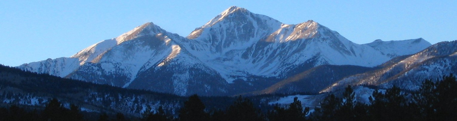 Mount Yale, Colorado