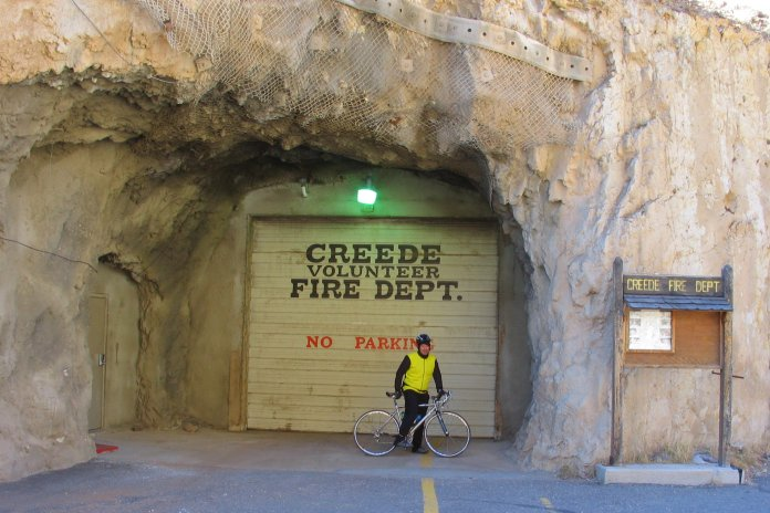 Old Town Santa Fe >> Colorado Cycling - Biking South Fork, CO To Creede, CO - Photos