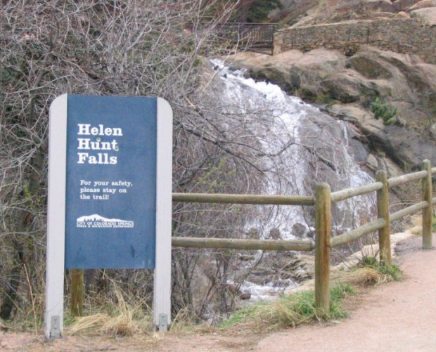 Helen Hunt Falls Colorado Springs
