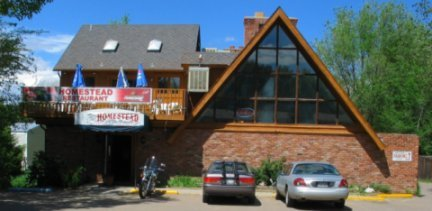 The Homestead Restaurant In Florence Colorado Great