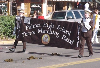 Palmer High School Avoids Misstep With Horse Manure