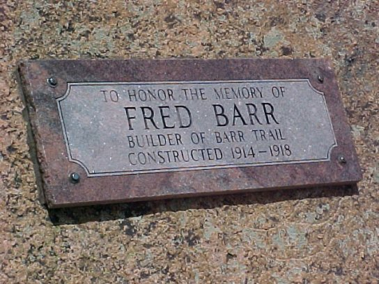 Fred Barr