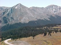 Cottonwood Pass, CO