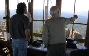 Devils Head Fire Lookout
