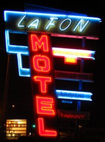 Motel Neon Lights