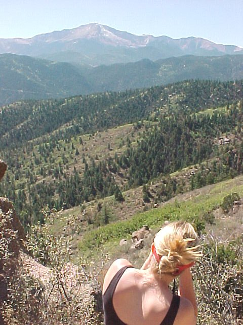 Waldo Canyon Hike