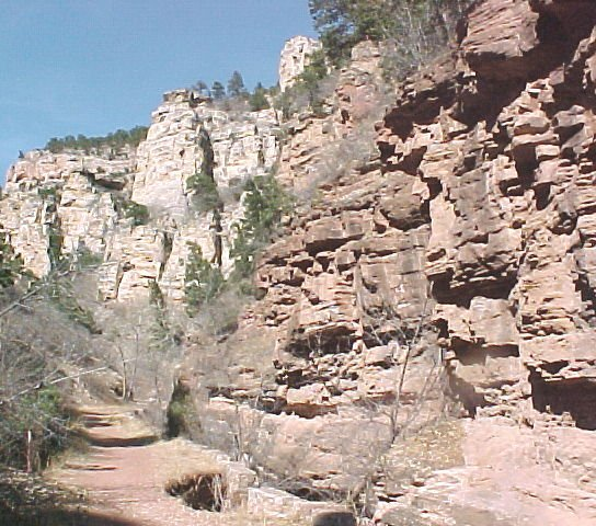 Williams Canyon Manitou Springs