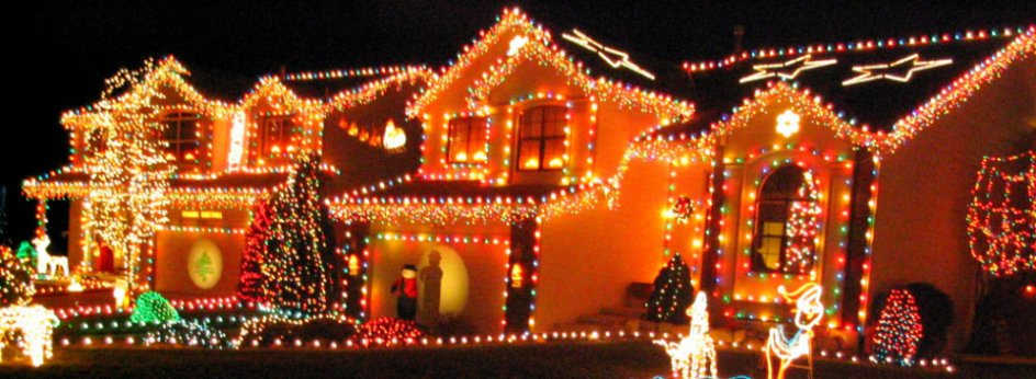 Christmas Lights - Christmas Lights Pictures: Christmas Lights In Colorado Springs, CO